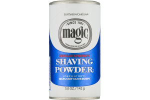 Magic Shaving Powder Regular Stregnth
