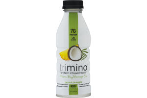 Trimino Protein Infused Water Coconut Pineapple