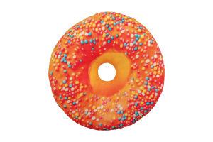 Подушка декоративная для детей от 3-х лет №РР01 Пончик Dream makers 1шт
