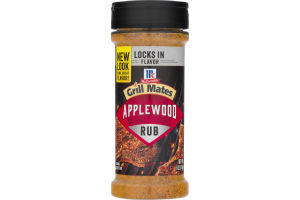 McCormick Grill Mates Rub Applewood