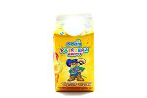 Йогурт Молокія Казковий Абрикос-персик п/п 2,5% 450г х10