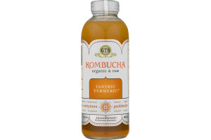 GT's Kombucha Organic & Raw Tantric Turmeric