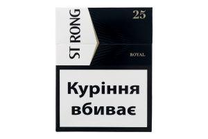 Сигарили з фільтром Strong Royal 25шт