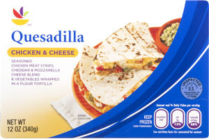 Ahold Quesadilla Chicken & Cheese