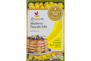 Ahold Limoncello Blueberry Pancake Mix
