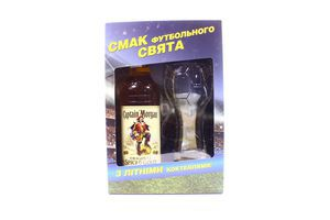 Ром Captain Morgan Original Spiced Gold 35% 0,5л +стакан х6