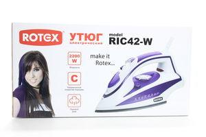Праска Rotex RIC42-W Фіолетовий 63089