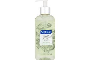 Softsoap Liquid Hand Soap Wild Basil & Lime