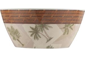 Smart Living Palm Serving Bowl