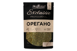 Орегано Exclusive Professional Pripravka д/п 35г