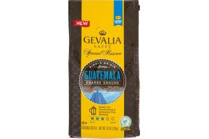 Gevalia Kaffee Special Reserve Ground Coffee Guatemala