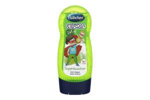 Шампунь для волос и тела детский Супергерой Bubchen 230мл