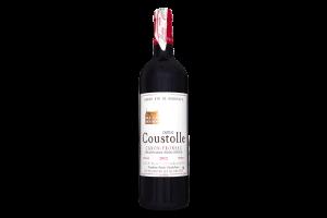 Вино Chateau Coustolle Canon Fronsac AOC Rg 2012