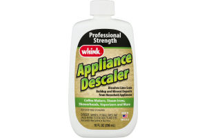 Whink Appliance Descaler Profesional Strength
