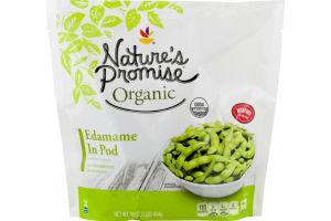 Nature's Promise Organic Edamame in Pod