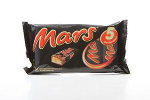 Батончик Mars Snack size 202,5г