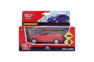 Игрушка Технопарк Hyundai Solaris Автомодель