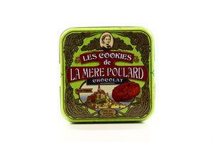 Печиво La Mere Poulard здобне з шоколадом 200г х24