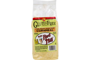 Bob's Red Mill Gluten Free Stone Ground Whole Grain Cornmeal