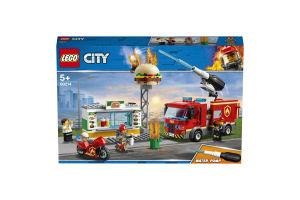Конструктор Пожежа в бургер-барі60214