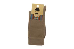 PARA шкарпетки чоловічі (B8) р.27 бежевий
