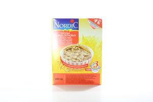 Хлопья 4 видов зерновых к/у Nordic 600г