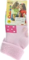 CONTE-KIDS SOF-TIKI Шкарпетки дитячі (проти ковзання) р.12 104 світло-рожевий