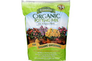 Espoma Organic Potting Mix