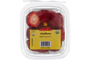 Sunbelt Organic Strawberries