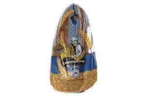 Батон в нарезке Европейский Хліб Житомира м/у 350г