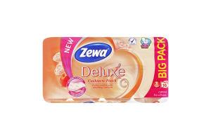 Туалетная бумага Cashmere peach Zewa 16шт