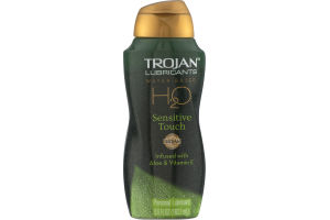Trojan Lubricants H2O Sensitive Touch Personal Lubricant