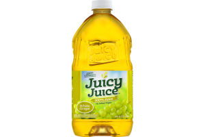 Juicy Juice 100% Juice White Grape