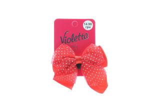 Резинка для волос детская №124447 Violetta 1шт