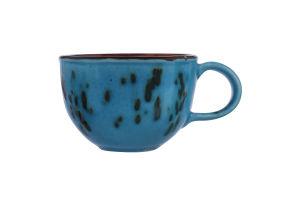 Чашка синя 300мл Тіффані Манна Груп 1шт