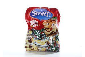 Завтраки сухие Шарики Ролики Start! м/у 500г