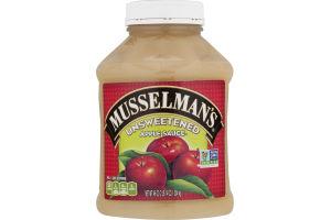Musselman's Apple Sauce Unsweetened