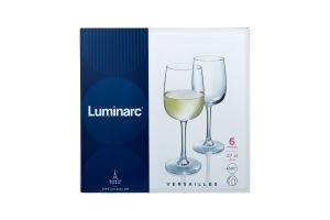 Набір бокалів Luminarc Versailles 270мл*6