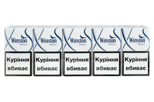 Сигареты Winston XS 6 20шт