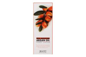 Крем для рук с аргановым маслом Настоящее увлажнение Jigott 100мл