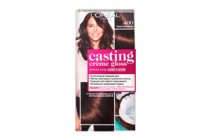 Фарба для волосся 400 Casting L'oreal