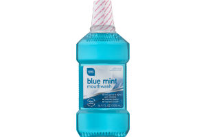 Smart Sense Blue Mint Mouthwash