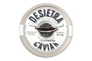 Ікра осетра сибірського Desietra з/б 125г