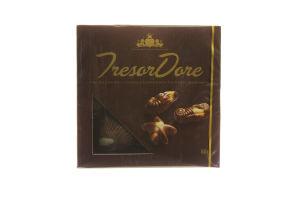 Конфеты шоколадные с ореховым пралине Tresor Dore Melbon к/у 60г