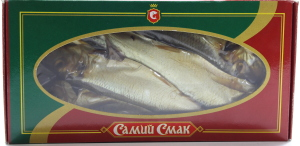Салака Самий смак х/к к/у 250г