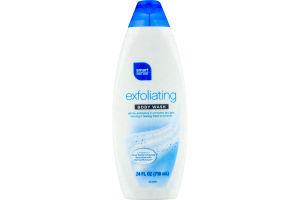 Smart Sense Exfoliating Body Wash