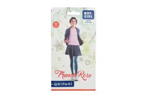 Колготи дитячі Boy&Girl French rose 60den 152-158 grafite