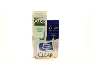 Набір Clear Vita ABE №62 Шампунь 400мл +Шампунь 200мл
