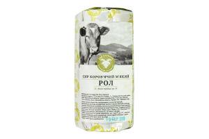Сыр 28.8% коровий мягкий Ролл Еко Карпати кг