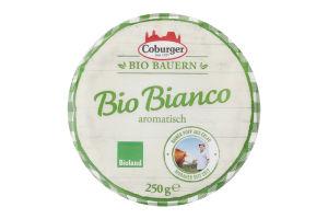 Сыр Coburger Bio Bianco 60% кор/мол